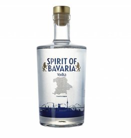 Spirit of Bavaria - Vodka 0,7 Liter - Spirit of Bavaria - Vodka