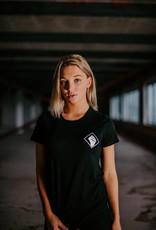 Rotterdam Rave T-shirt (woman) logo front