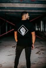 Rotterdam Rave T-shirt (man) logo back