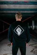 Rotterdam Rave Crewneck (unisex) logo back