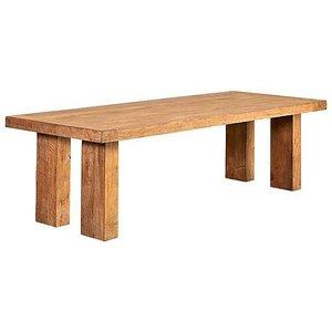 06 Design salle à manger en bois Table