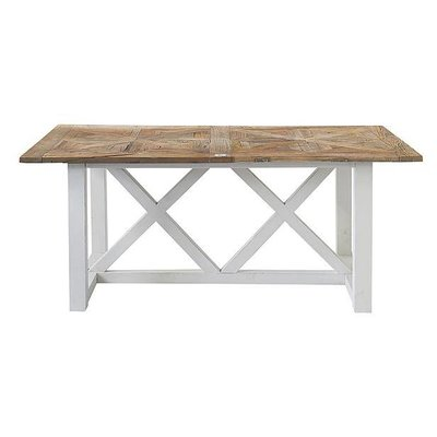 Arp wood dining table