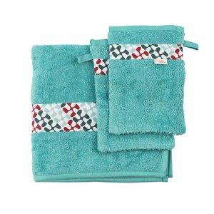 Trixie Baby handdoek met washandjes Puzzle
