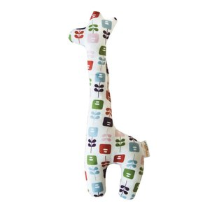 Trixie Baby rammelaar giraf Floral