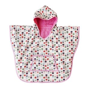 Trixie Baby poncho Floral