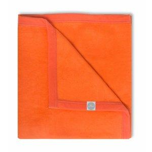 Jollein deken oranje