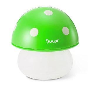 Duux luchtbevochtiger groen paddenstoel