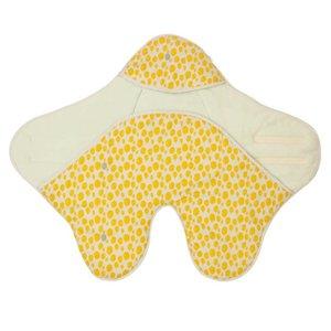 Trixie Baby wikkeldeken Balloon Yellow