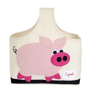 3Sprouts Caddie Pig