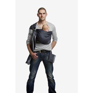 ByKay draagdoek Ringsling Denim Dark Jeans