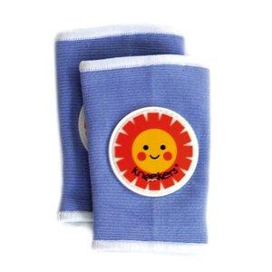 Ah Goo Baby Kneekers kniebeschermers Happy Sunshine Periwinkle