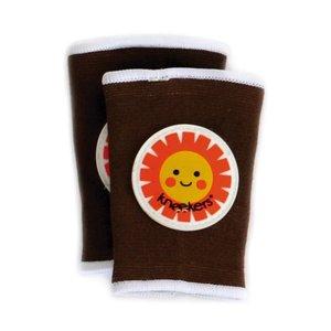 Ah Goo Baby Kneekers kniebeschermers Happy Sunshine Toffee