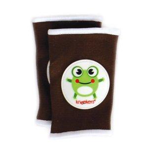 Ah Goo Baby Kneekers kniebeschermers Hoppy Frog Toffee