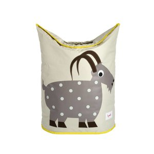 3Sprouts Laundry Hamper Goat