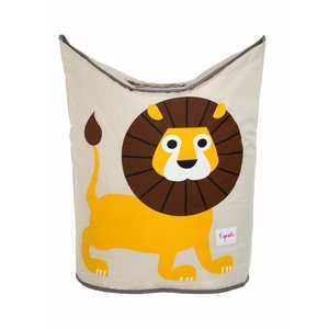 3Sprouts Laundry Hamper Lion