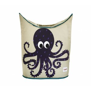 3Sprouts Laundry Hamper Octopus