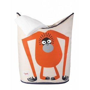 3Sprouts Laundry Hamper Orangutan