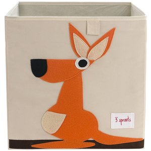 3Sprouts Storage Box kangaroo