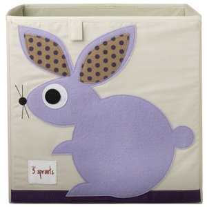 3Sprouts Storage Box rabbit