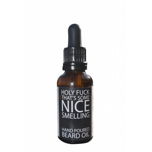 SLC Brand Baardolie Vanilla 30 ml.