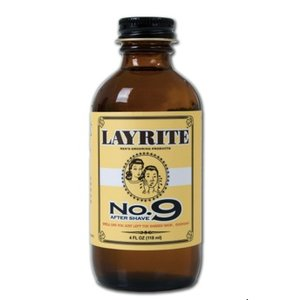 Layrite After Shave No.9