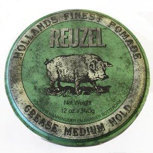 Reuzel Medium Hold  - Green HOG 340 gr.