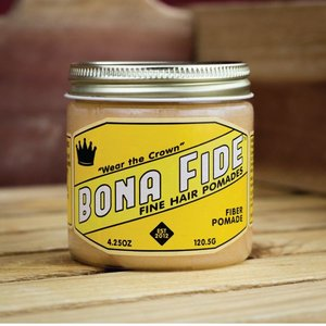 Bonafide Pomade Fiber Pomade