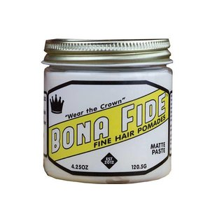 Bonafide Pomade Matte Paste