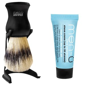 Men-U Barbiere Shave brush & stand