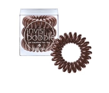 Invisibobble Pretzel Brown