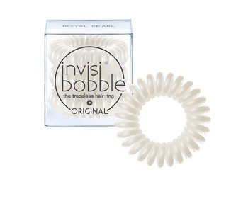 Invisibobble Royal Pearl