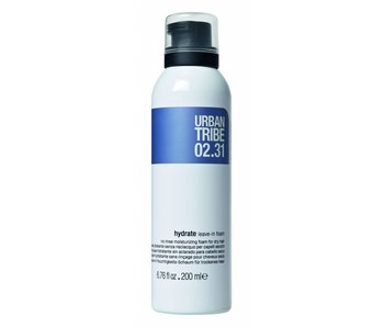 Urban Tribe 02.31 hydrate leave-in foam