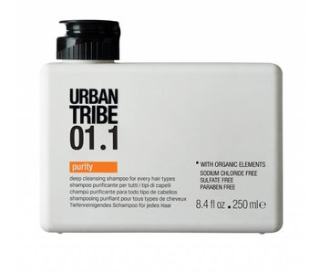 Urban Tribe 01.1 purity shampoo