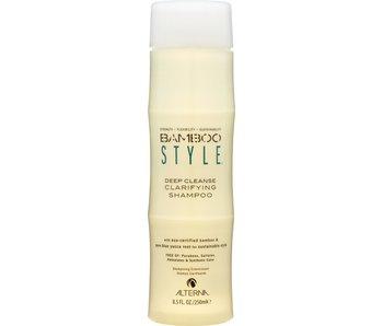 Alterna  Bamboo Style Deep Cleanse Clarifying Shampoo 250 ml