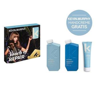 Kevin Murphy Repair Me Wash + Repair Me Rinse + Gratis Handcreme