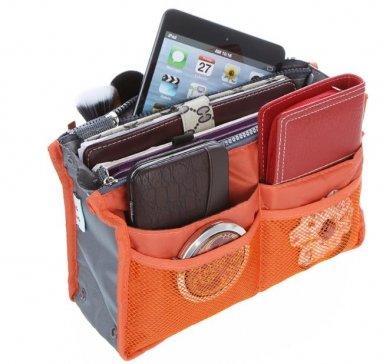Bag in Bag Budget Fuchsia