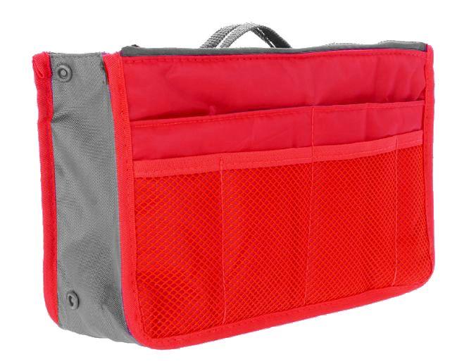 Bag in Bag - Budget - Rood