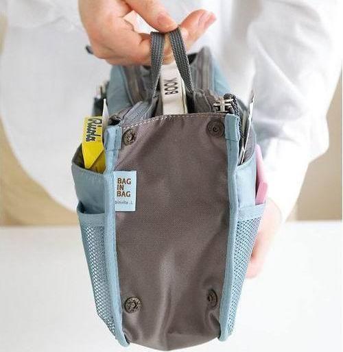 Bag in Bag Budget Zwart