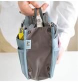 Bag in Bag Budget Grijs