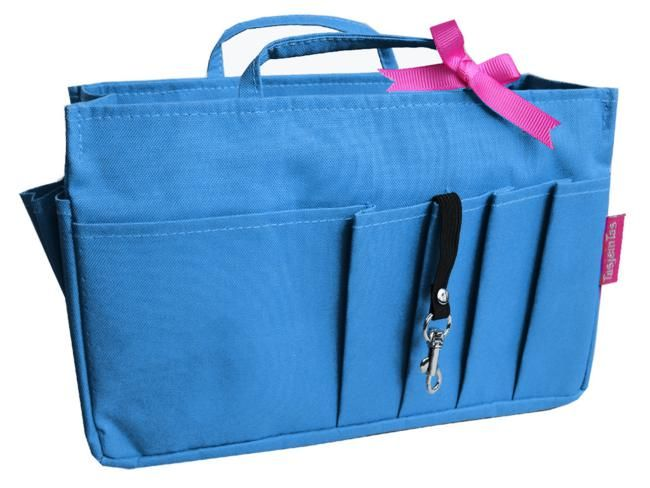 Bag in Bag Large Classic Blauw