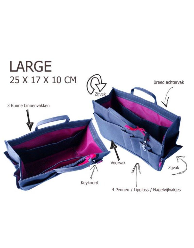 Bag in Bag - Large - Classic - Lavendel