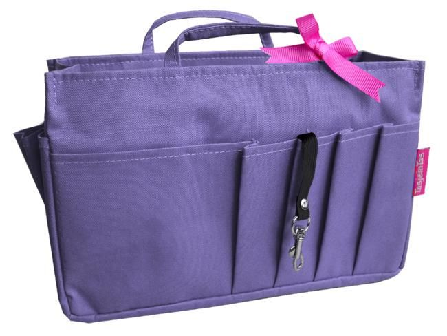 Bag in Bag Large Classic Paars