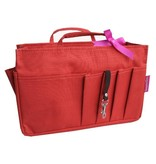 Bag in Bag Large Classic Rood