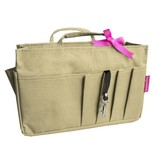 Bag in Bag Medium Classic Khaki