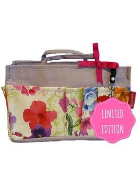 Bag in Bag - Medium - Limited Edition - Lavendel / Veldbloemen