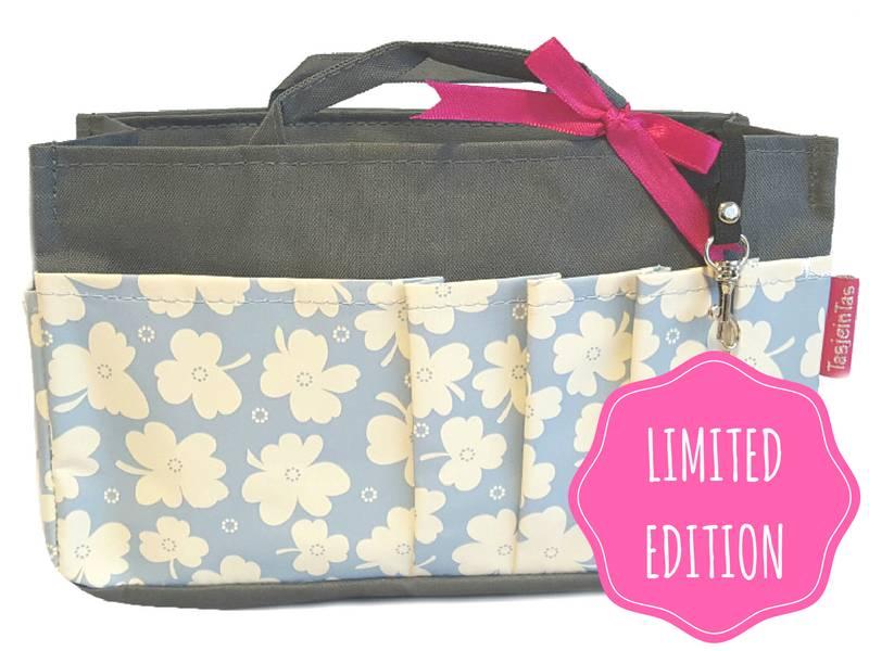 Bag in Bag - Medium - Limited Edition - Grijs / Daisy