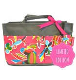 Bag in Bag - Medium - Limited Edition - Grijs / Fiesta