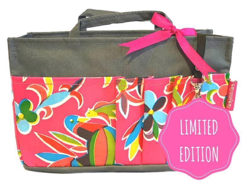 Bag in Bag - Medium - Limited Edition - Grijs - Fiesta