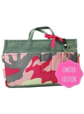 Bag in Bag - Medium - Limited Edition - Grijs / Army