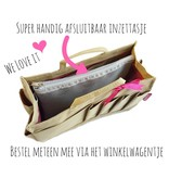 Bag in Bag - Medium - Limited Edition - Khaki / Lente